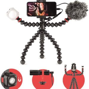 GorillaPod Mobile Rig for Vlogging tripod rig for mobile phone video